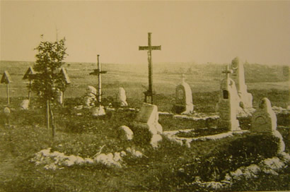 Hardecourt German Cemetery 1915