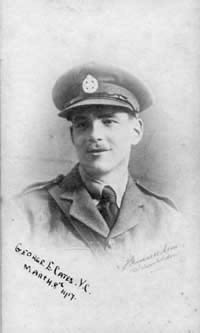 George Cates VC